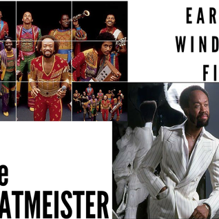 A Maurice White/Earth Wind & Fire Tribute Mix - Let's Groove