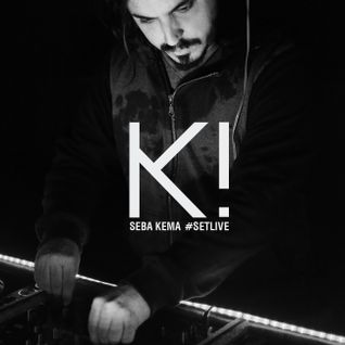Set Live Seba Kema (Techno/Tech)