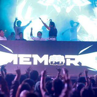 Fabian Argomedo @ Kaotic Planet MEMORY [Lima, Perú 13-06-2015]