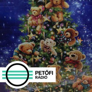 Tolo @ Petőfi DJ - Mix 021 (Christmas 'Non-electronic' Special) - 2015/12/15