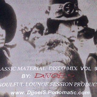 CLASSIC MATERIAL DISCO MIX vol 99