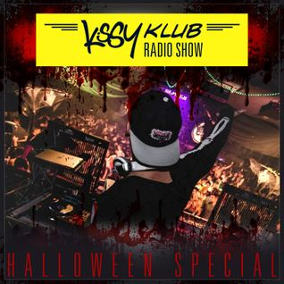 KISSY KLUB • #017 • Kissy Sell Out & MC Cobra Live Halloween Special @ Pioneer DJ Radio