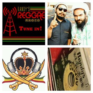 10-02-13 JAH WARRIOR SHELTER TAKES OVER RANDY'S REGGAE RADIO!