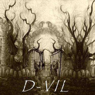 DJ D-VIL DARK ROLLERZ DNB MIX 2011