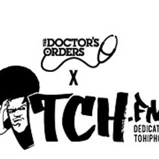 The Doctor's Orders x Itch FM: Show #1 -  Spin Doctor & Mo Fingaz - 9/8/2013