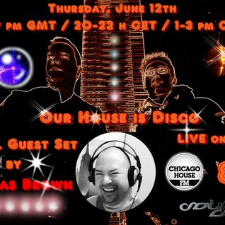 Our House is Disco #132 from 2014-06-12
