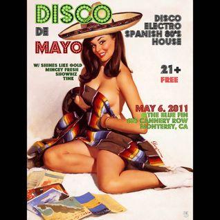 2011 05.06 - live @ disco de mayo, monterey, ca
