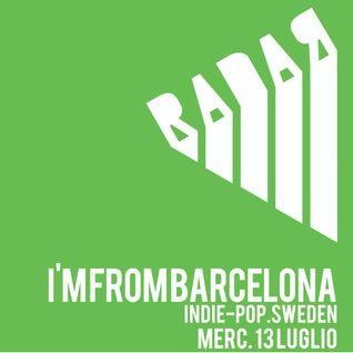 Radar Festival Mixtape - Waiting For I'm From Barcelona