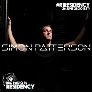 Simon Patterson - BBC Radio 1's Residency - 26.06.2014