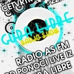 Cuba Libre Radio Show 25 (16.02.2012)