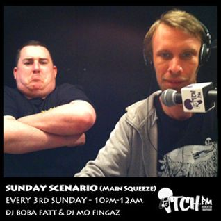 TheSundayScenario - BobaFatt X Mo Fingaz - MainSqueezeMonthly - ItchFm - May 14