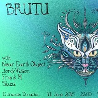 Near Earth Object teaser mix for Brutu