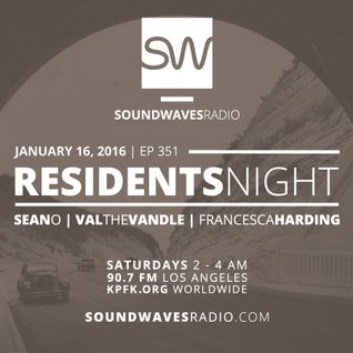 Episode 351 - Resident's Night - January 16, 2016