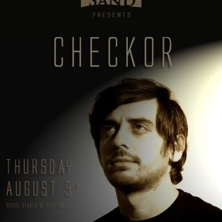 Checkor @ White Sand 09/08/2012