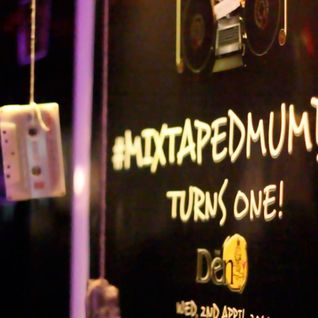 Reji - Mixtaped! One Year Anniversary Party (Live @ The Den, Mumbai - INDIA) April 2nd 2014