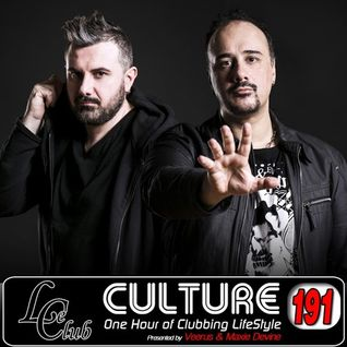 Le Club Culture - Episode 191 (Veerus & Maxie Devine)