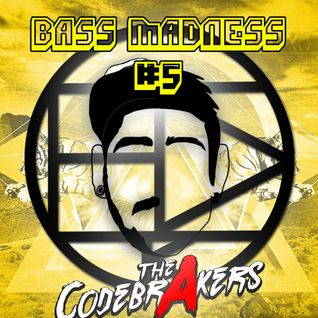 BASS MADNESS #5 - THE CODEBRAKERS LIVE @ElectroDanceRadio