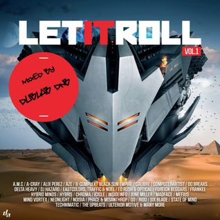 Drum & Bass - Let it Roll 2015 Vol1 Mixed by Dublab