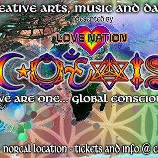 RLPS @ Coexist Festival 2015 NorCal