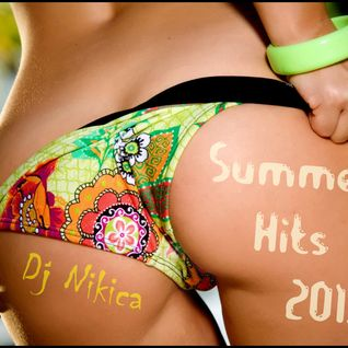 Nicola Moreno (ex. Dj Nikica) - Best Of Summer Hits 2013 (Dj Antoine, Sak Noel, Bodybangers..)