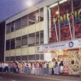 SY Club Kinetic '4th Birthday Bash' 3rd May 1996