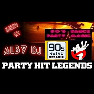 Party Hit Legends Vol 3 Megamix - The Best 90's Hits Songs