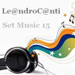 Dj Le@ndroC@nti - Set Music.15 (2013)