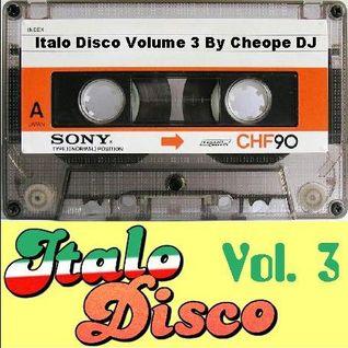 Italo Disco Volume 3