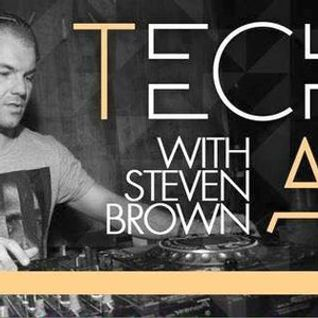 Tech Mix at Six with Steven Brown #4 - 20th Febuary 2016