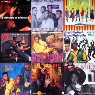 New Jack Swing Mix Vol.4 (1991)