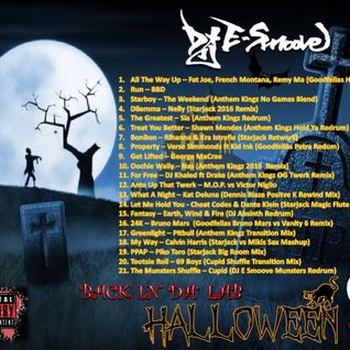 Back In Da' Lab - Halloween Mix