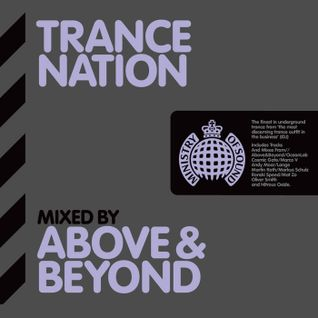 VA-Trance Nation (mixed by Above & Beyond) CD1-2009