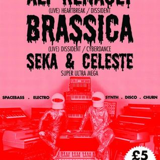 Brassica - Live at 'I Feel Space' (05/06/2010)