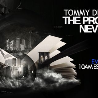 Tommy Dee - The Progressive Never Dies [057] on Insomniafm (October 10 2014)