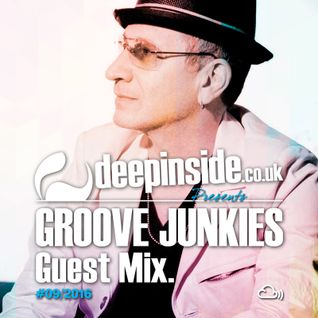 DEEPINSIDE presents GROOVE JUNKIES 'EVAN LANDES' #04 (Exclusive Guest Mix)