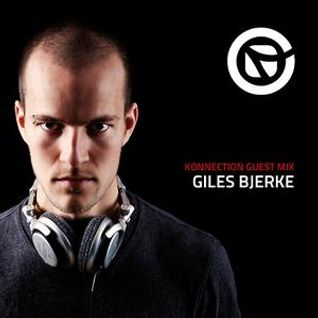 Konnection Radio w/ Steve Krueger Ep. 29 (DJ Giles Bjerke Guest Mix)
