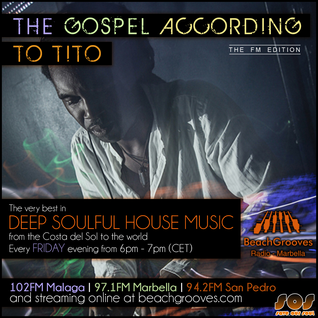 Tito pulpo deep soulful dj mixcloud for Gospel house music