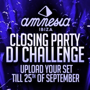 Amnesia DJ Competition - DJ Dino MaGe