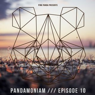 #10 Pandamoniam Show - Radio Show Episode 10 - (Guest Mix from Subjaax)