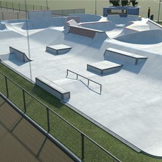 Current Affairs with Catherine Ayers - Bradley Stoke Skate Park featuring Brian Hopkinson
