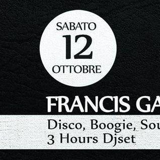 "Francis Galante live @ ""Faktory"" (VC) Italy 12/10/ 2013"