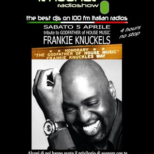 FRANKIE KNUCKELS last dj set ON TENDANCE RADIOSHOW italy PART 1
