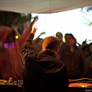 Lee Coombs live @ SXSW Lot49 party, Austin 2010