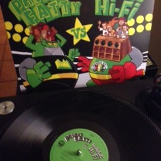 WE LOVE VINYL / PRINCE FATTY VS MUNGO'S HI FI