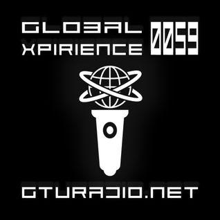Global Xpirience Edition 59: 02-09-2016 DJ Rydel