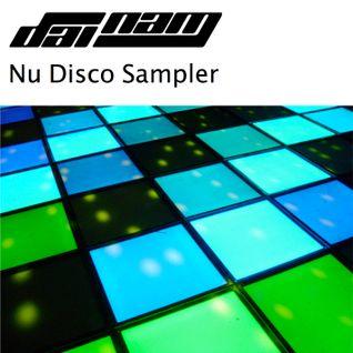 Nu Disco Sampler