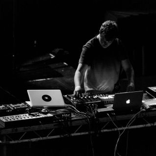 Koreless -Live- (Young Turks) @ RBMA Night, Webster Hall - New York (08.05.2013)