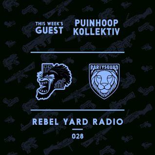 THE PARTYSQUAD PRESENTS - REBEL YARD RADIO 028