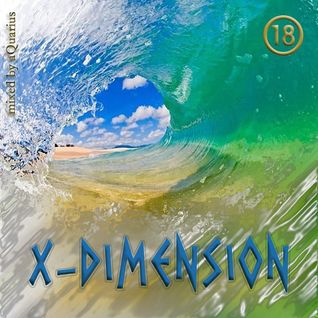 Chillout & Ambient - X-Dimension 18 [mixed by aQuarius]