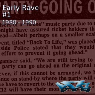TheBFG - Old School Early Rave c1990 - Volume 1